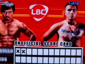 WBCウエルタータイトルマッチは英雄パクヤオが勝利した