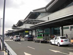 出発ターミナル