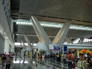セブパシフィック専用のターミナル3