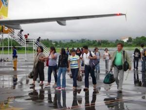 フィリピン人はちょっと涼しいとジャケットやマフラーをする