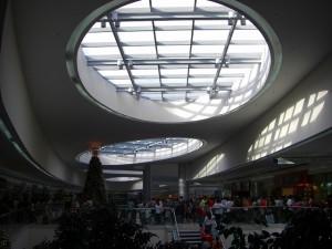 自然光を取り入れる天井